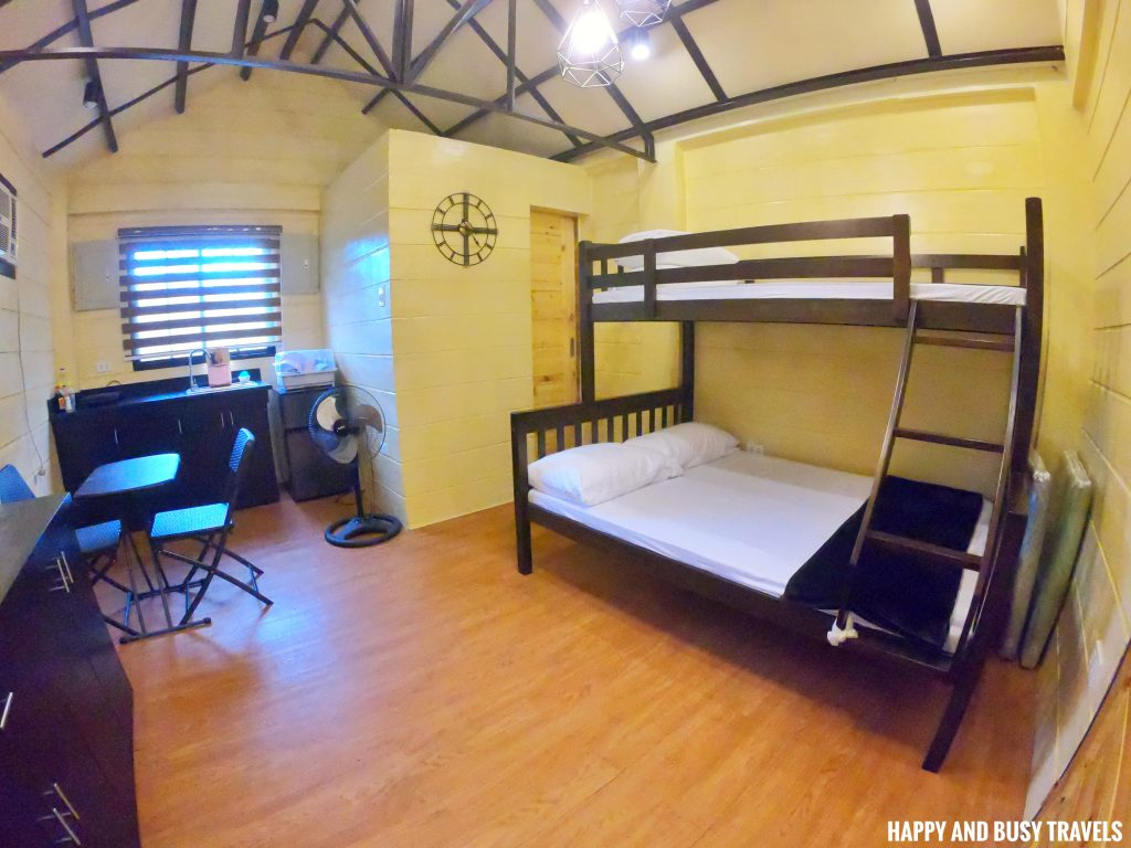 inside cabin 2 Ethans Cabin - Where to stay in Tagaytay - Happy and Busy Travels