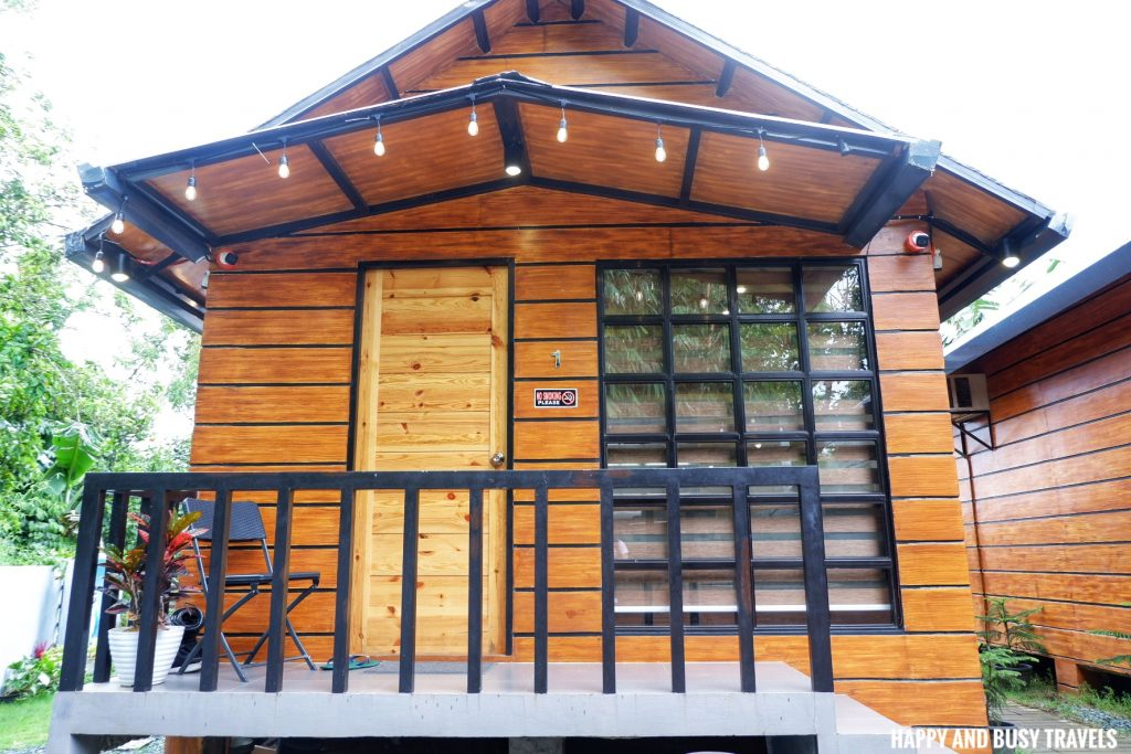 Cabin 1 Ethans Cabin - Where to stay in Tagaytay - Happy and Busy Travels
