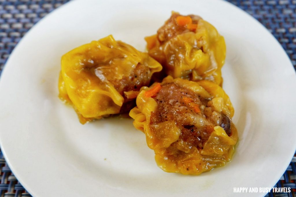 Siomai The Red Star Cafe Tagaytay - Happy and Busy Travels