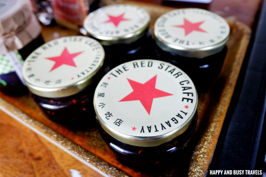 Chilli The Red Star Cafe Tagaytay - Happy and Busy Travels