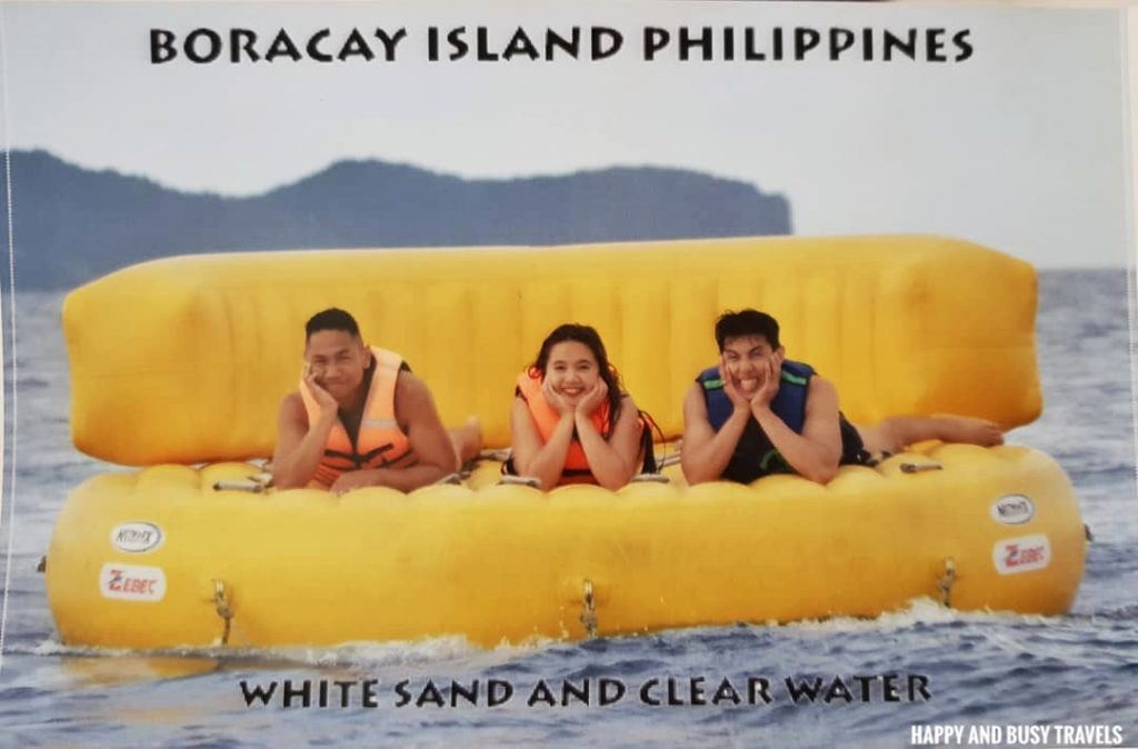When is it okay to travel as a friend - Long time friend - Happy and Busy Travels Boracay Flying Fish