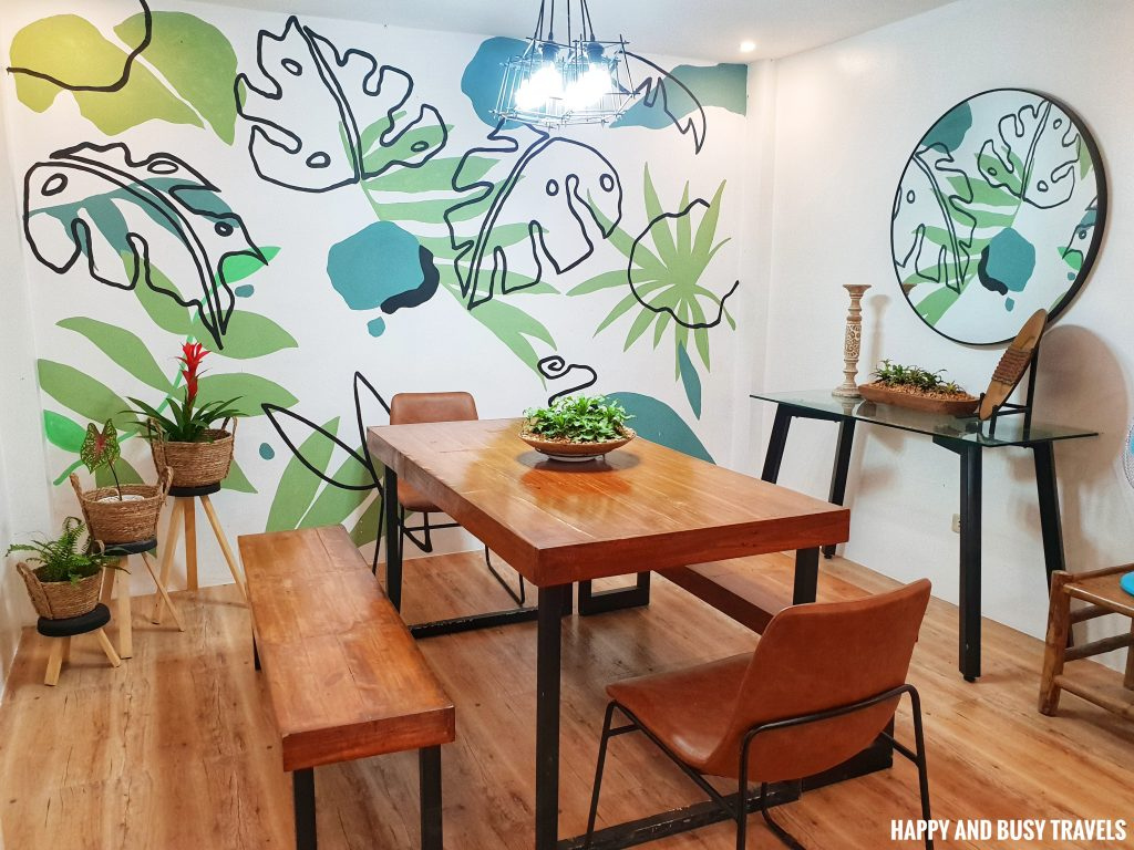 Sitio Gubat Amadeo Cavite 23 - dining area - sitio grande modern house Happy and Busy Travels to Tagaytay for vacation staycation where to stay