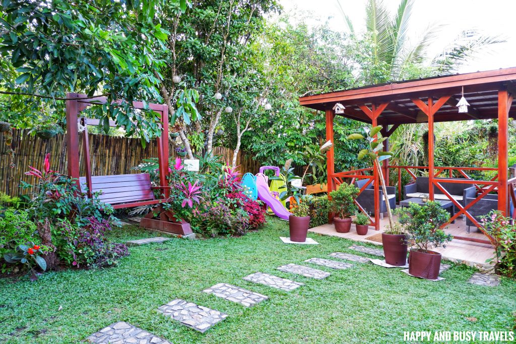 Sitio Gubat Amadeo Cavite 34 - front garden - Surroundings - Happy and Busy Travels to Tagaytay for vacation staycation where to stay