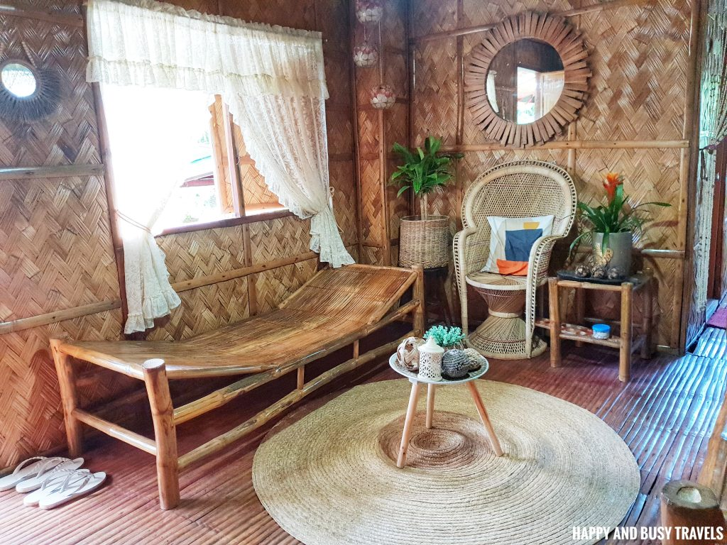 Sitio Gubat Amadeo Cavite 4 - living area of Bahay Kubo - Happy and Busy Travels to Tagaytay for vacation staycation where to stay where to stay