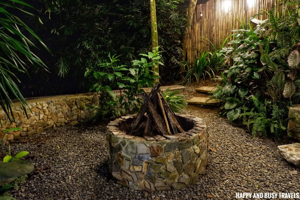 Sitio Gubat Amadeo Cavite 46 - fire pit bon fire Hardin ni Diwata - Surroundings - Happy and Busy Travels to Tagaytay for vacation staycation where to stay
