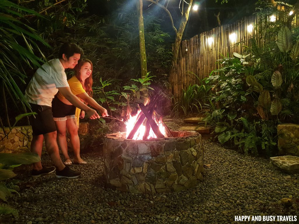 Sitio Gubat Amadeo Cavite 48 - fire pit bondire Hardin ni Diwata - Surroundings - Happy and Busy Travels to Tagaytay for vacation staycation where to stay