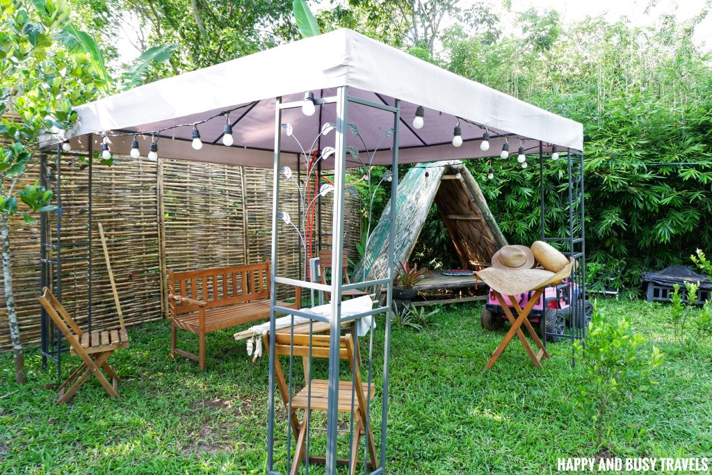 Sitio Gubat Amadeo Cavite 55 - Events area garden - Surroundings - Happy and Busy Travels to Tagaytay for vacation staycation where to stay