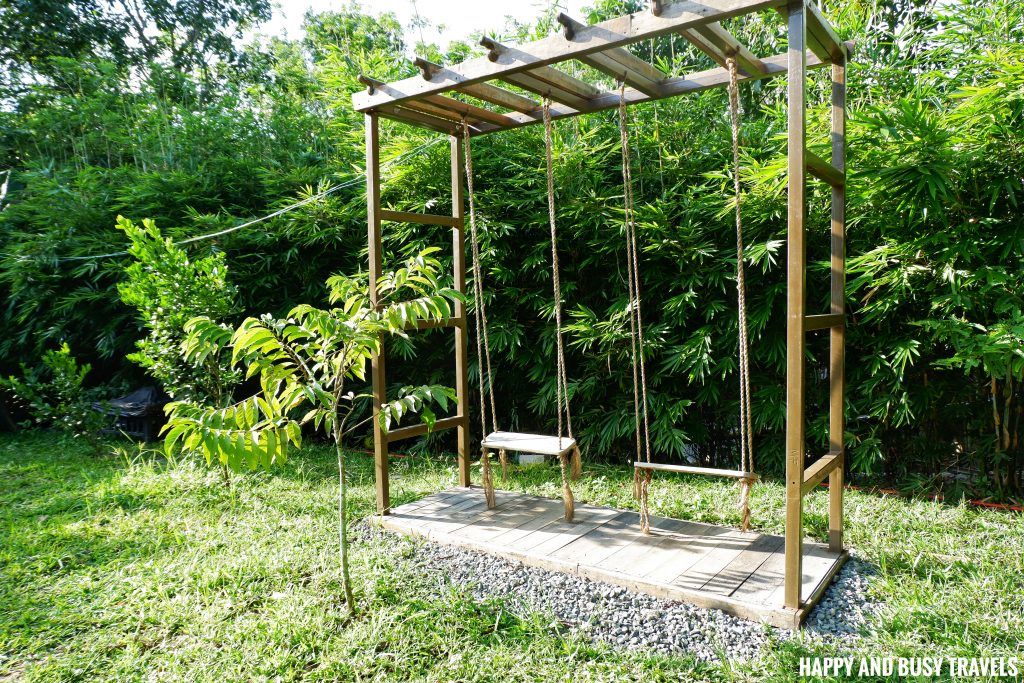 Sitio Gubat Amadeo Cavite 57 - swing - Events area garden - Surroundings - Happy and Busy Travels to Tagaytay for vacation staycation where to stay