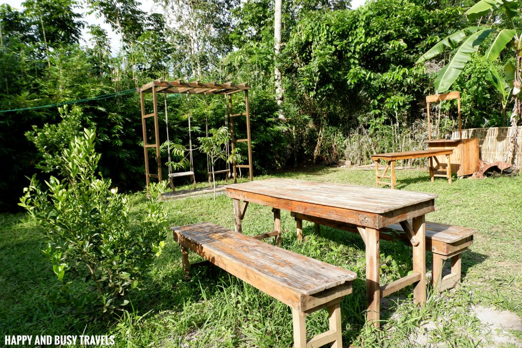 Sitio Gubat Amadeo Cavite 58 - Events area garden - Surroundings - Happy and Busy Travels to Tagaytay for vacation staycation where to stay
