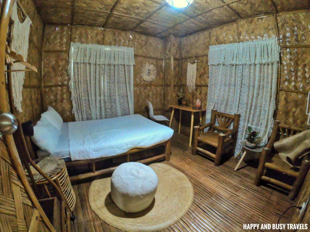 Sitio Gubat Amadeo Cavite 6 - first room Bahay Kubo - Happy and Busy Travels to Tagaytay for vacation staycation where to stay