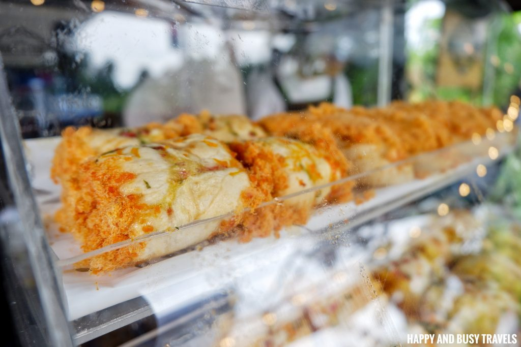 Floss Rolls Villa Breads and Coffee - Happy and Busy Travels to Amadeo Tagaytay